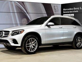 2016 Mercedes-Benz GLC-Class 4matic Certifie, Camera, Navi, Toit Pano, DEL