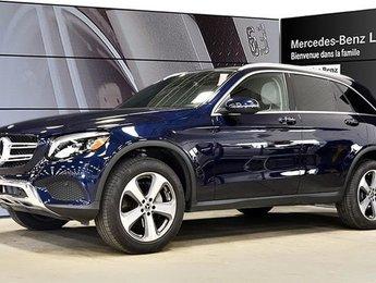 2018 Mercedes-Benz GLC-Class 4matic SUV Msrp: $56,050, Navigation, Toit Panoram