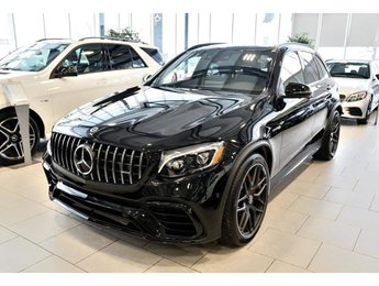 2019 Mercedes-Benz GLC63 AMG S 4matic + SUV Pdfs:$112,600!!Camera 360, IDP Dist