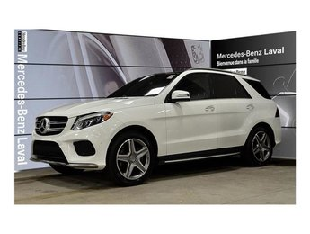 2016 Mercedes-Benz GLE-Class 4matic Garantie Prolongee, Cuir, Navi, Camera 360,