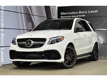 2017 Mercedes-Benz GLE-Class S 4matic SUV Msrp:$136,660, IDP, Ensemble de Nuit,