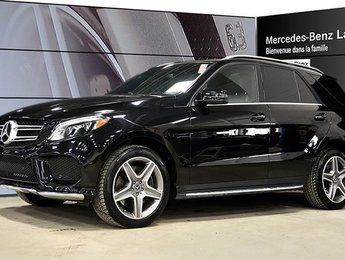 2017 Mercedes-Benz GLE-Class 4matic SUV Camera 360, Navi, Toit Pano, DEL, Hitch