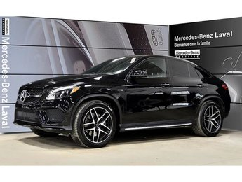2018 Mercedes-Benz GLE-Class 4matic Coupe *Coupe*, Cuir Nappa, Camera 360, Marc