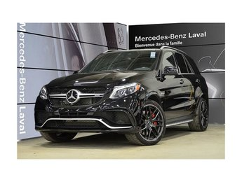 2017 Mercedes-Benz GLE63 AMG S 4matic SUV !NEW Price!IDP, Cuir Nappa Exclusif A