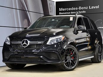 2017 Mercedes-Benz GLE63 AMG S 4MATIC SUV