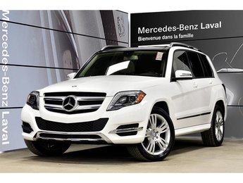 2015 Mercedes-Benz GLK250 Bluetec 4matic Camera Recul, Navigation, Toit Pano