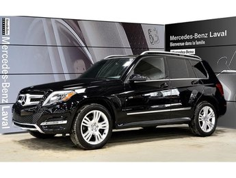 2015 Mercedes-Benz GLK250 Bluetec 4matic Navigation, Camera Recul, bi-Xenon,