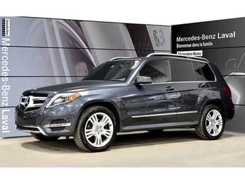 2015 Mercedes-Benz GLK250 Bluetec 4matic Camera 360, Toit Panoramique, Navig