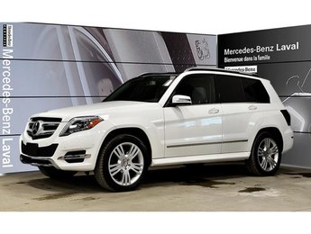2015 Mercedes-Benz GLK250 Bluetec 4matic Camera 360, Navigation, Bi-Xenon, T
