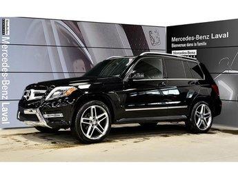 2015 Mercedes-Benz GLK350 4matic Camera Recul, Bi-Xenon Navigation, Toit Pan