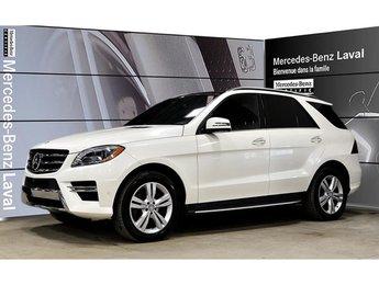 2015 Mercedes-Benz ML350 Bluetec 4matic Garantie Certifie, Camera 360, Navi