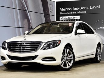 2016 Mercedes-Benz S550 4MATIC Sedan (SWB)