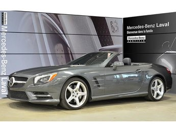 2015 Mercedes-Benz SL550 Roadster Magic sky, Camera de Recul, IDP, Sieges V