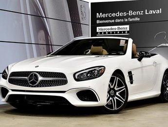 2018 Mercedes-Benz SL550 Roadster