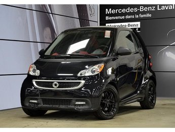 2015 smart Fortwo Passion cpe 0.9%, Brabus, Toit Panoramique, DEL, I