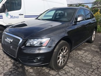 2012 Audi Q5 Keyless Panoroof Blind Spot Heated Front+Rear Seats