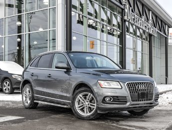 2014 Audi Q5 Panoramic sunroof, Diesel, Winter tires