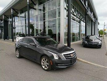 2016 Cadillac ATS Sedan AWD 2.0L Turbo - Luxury