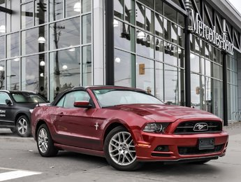 2014 Ford Mustang Convertible, Low KMS