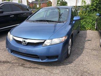 2009 Honda Civic Sedan Sport at