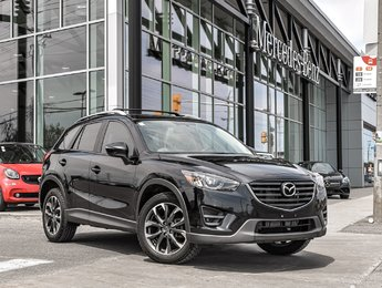 2016 Mazda CX-5 LEATHER, BACK UP CAMERA, PWR SUNROOF