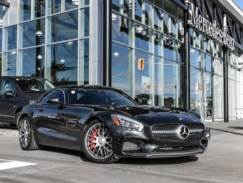 2017 Mercedes-Benz AMG GT S Low kilometers, Satelite radio, LED Taillamps