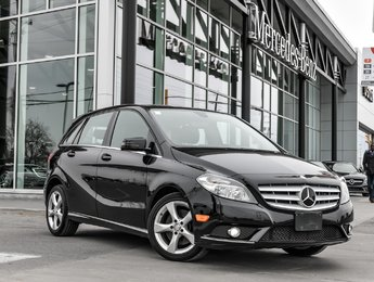 2013 Mercedes-Benz B250 HEATED SEATS, ARTICO INTERIOR, 2.0L TURBO