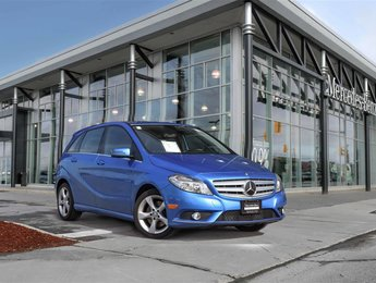 2014 Mercedes-Benz B250 Heated seats Power everything Bluetooth