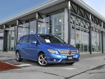 2014 Mercedes-Benz B250 Heated seats Power everything Bluetooth