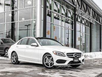 2016 Mercedes-Benz C300 4MATIC Sedan
