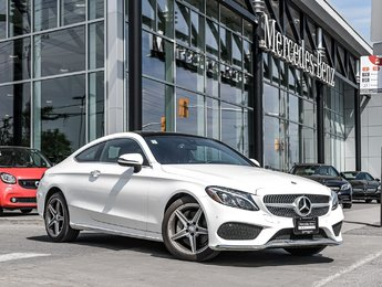 2017 Mercedes-Benz C300 **  STAR CERTIFIED PRE-OWNED ** Buy with confidence, drive with pride.