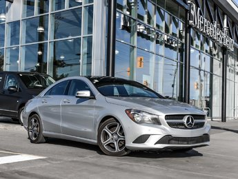 2014 Mercedes-Benz CLA250 4Matic Back up cam Panoroof Blind spot