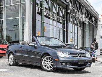 2007 Mercedes-Benz CLK350 Cabriolet