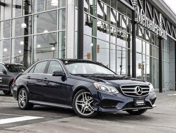 2015 Mercedes-Benz E250 4Matic Navi Panoroof Parktronic 360 Cam