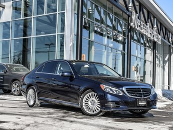 2016 Mercedes-Benz E300 Avantgarde edition pkg, AMG styling pkg, Panoramic sunroof