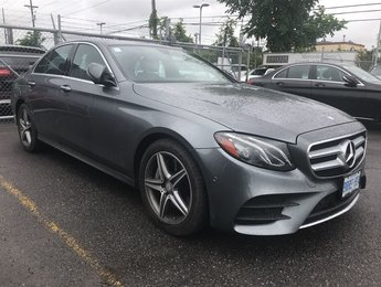2017 Mercedes-Benz E300 4Matic Leather Parktronic Back Up Cam Panoroof