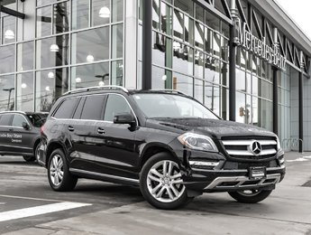 2016 Mercedes-Benz GL350 Heated seats, Premium package, Surround sound