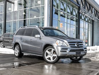 2012 Mercedes-Benz GL350BT Entertainment pkg, Rear view camera, Navigation