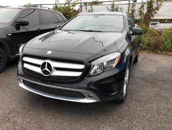 2015 Mercedes-Benz GLA250 Navi, Bluetooth audio, Park assist