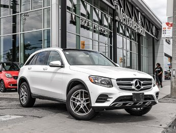 2017 Mercedes-Benz GLC300 **  STAR CERTIFIED PRE-OWNED ** Buy with confidence, drive with pride.