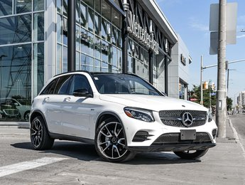 2018 Mercedes-Benz GLC43 AMG 4MATIC SUV