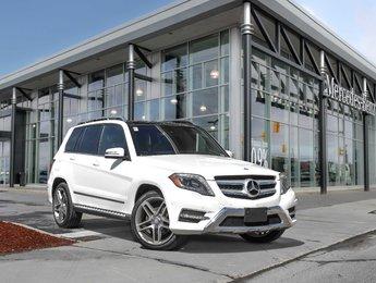 2013 Mercedes-Benz GLK250 4Matic Panoroof Bi-Xenon Parktronic Sat Radio