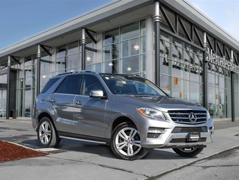 2013 Mercedes-Benz ML350 4Matic Panroof Navi Blind spot Bi-Xenon