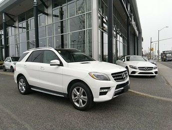 2015 Mercedes-Benz ML350 Premium pkg, 360 camera, Navigation