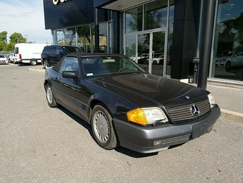 1992 Mercedes-Benz SL500 2Dr Coupe