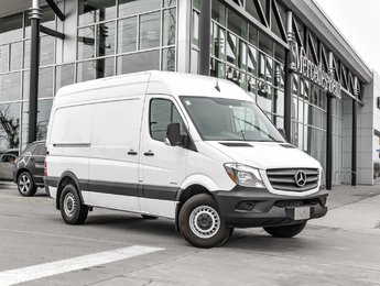 2016 Mercedes-Benz Sprinter V6 2500 Cargo 144