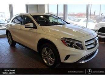 2015 Mercedes-Benz GLA-Class GLA250 4MATIC, navi, caméra