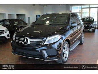 2016 Mercedes-Benz GLE-Class GLE350D 4MATIC, toit pano, navi, caméra, Sirius