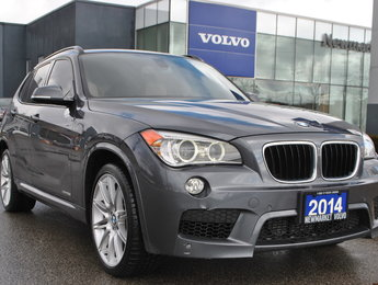 BMW X1 XDrive35i M Sport Pkg New Tires 2014