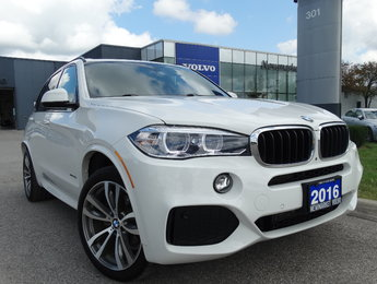 BMW X5 2016 BMW X5 - AWD 4dr xDrive35i M Sport PKG 2016